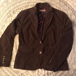 Vineyard Vines Funky Brown Blazer